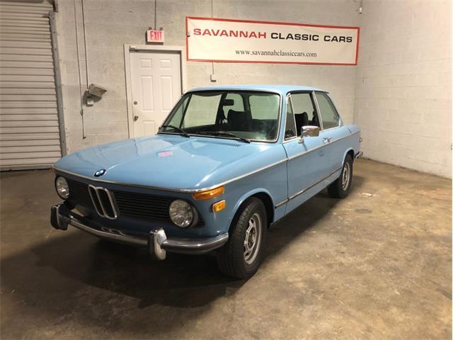 1973 BMW 2002 (CC-1300686) for sale in Savannah, Georgia