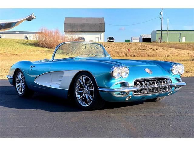 1959 Chevrolet Corvette (CC-1306872) for sale in Scottsdale, Arizona