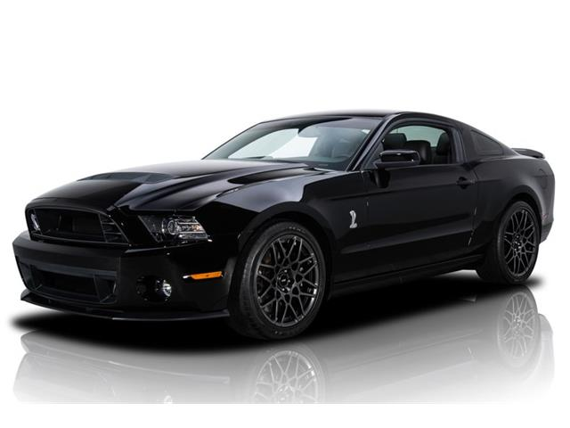 2013 Ford Mustang Shelby GT500 (CC-1306894) for sale in Charlotte, North Carolina