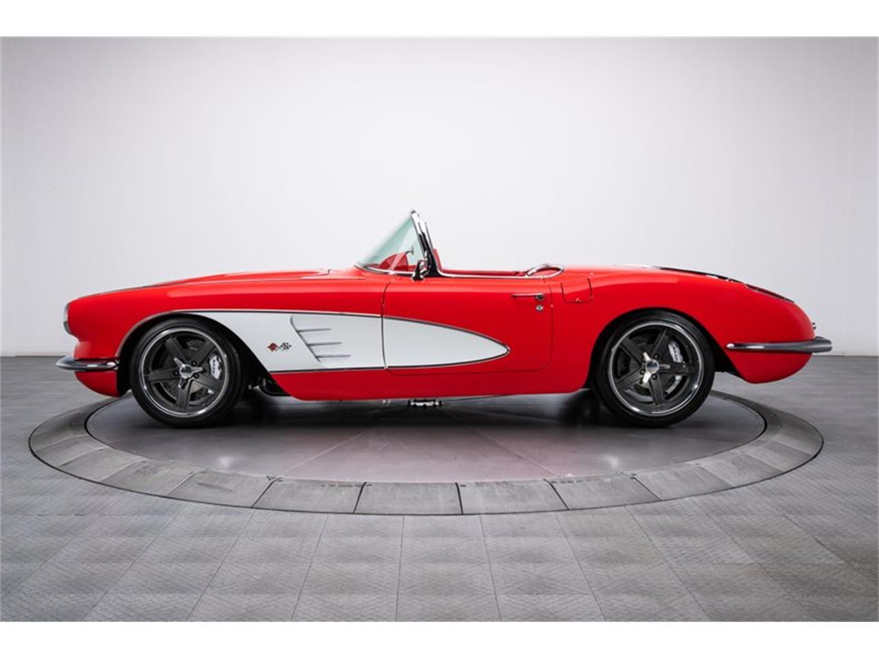 1958 Chevrolet Corvette (CC-1306899) for sale in Charlotte, North Carolina