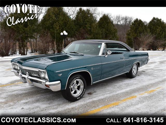 1966 Chevrolet Impala (CC-1300069) for sale in Greene, Iowa