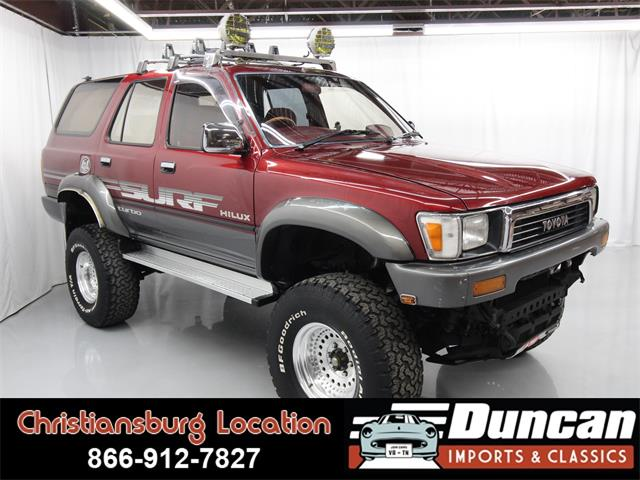 1990 Toyota Hilux (CC-1306908) for sale in Christiansburg, Virginia