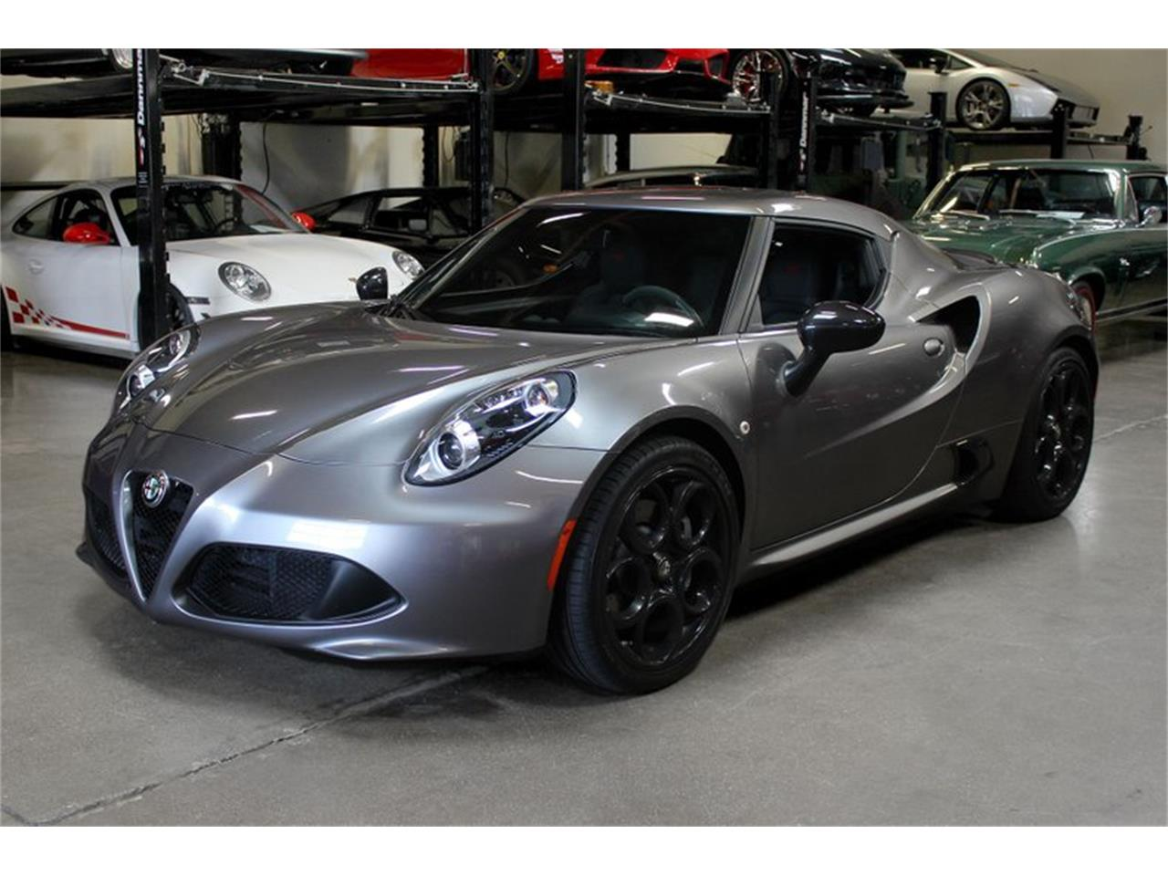 2016 Alfa Romeo 4C (CC-1306936) for sale in San Carlos, California