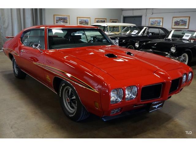 1970 Pontiac GTO (The Judge) (CC-1300694) for sale in Chicago, Illinois
