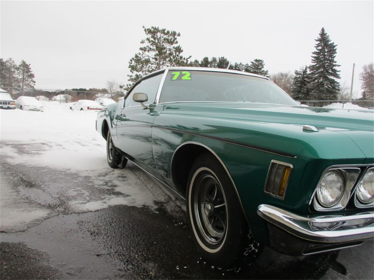 1972 Buick Riviera (CC-1306943) for sale in Ham Lake, Minnesota