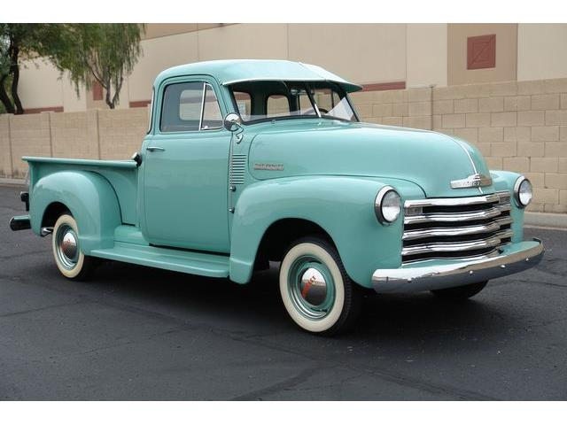 1953 Chevrolet 5-Window Coupe (CC-1306956) for sale in Phoenix, Arizona