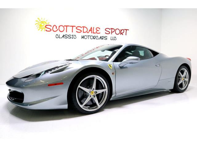 2010 Ferrari 458 (CC-1306963) for sale in Scottsdale, Arizona