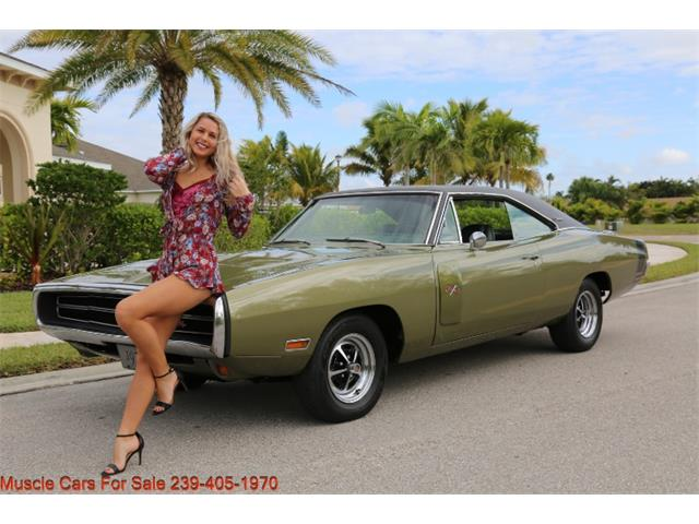 1970 Dodge Charger (CC-1306982) for sale in Fort Myers, Florida