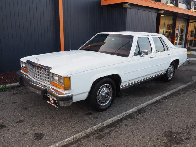 1985 Ford Crown Victoria (CC-1300699) for sale in Tacoma, Washington