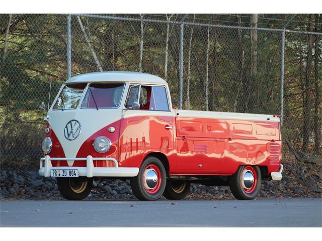 1961 Volkswagen Type 2 (CC-1306991) for sale in Solon, Ohio