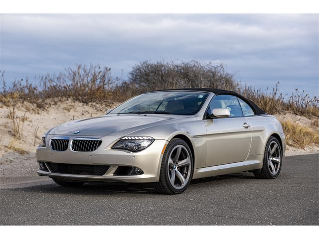 2008 BMW 650I (CC-1306995) for sale in Stratford, Connecticut