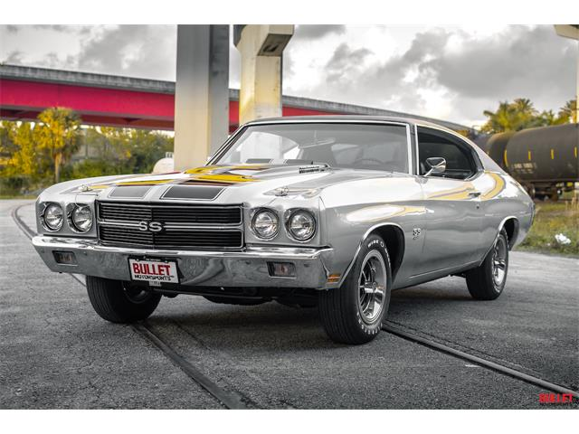 1970 Chevrolet Chevelle (CC-1307004) for sale in Fort Lauderdale, Florida