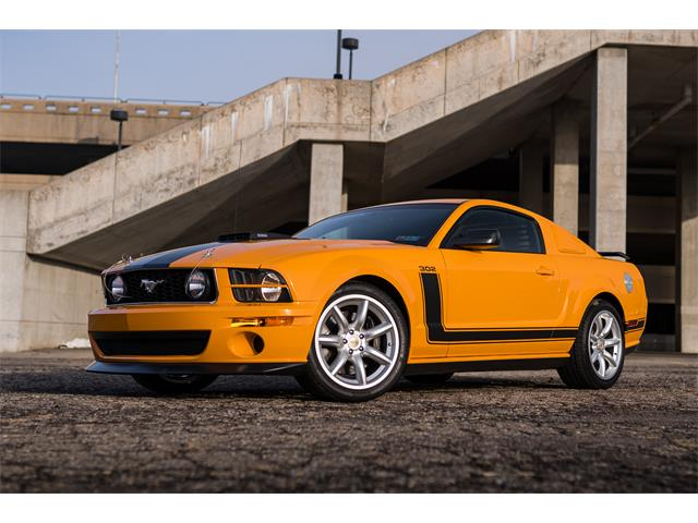 2007 Ford Mustang (CC-1307005) for sale in Pontiac, Michigan