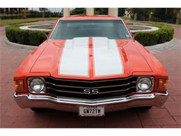 1972 Chevrolet Chevelle SS (CC-1307006) for sale in Conroe, Texas