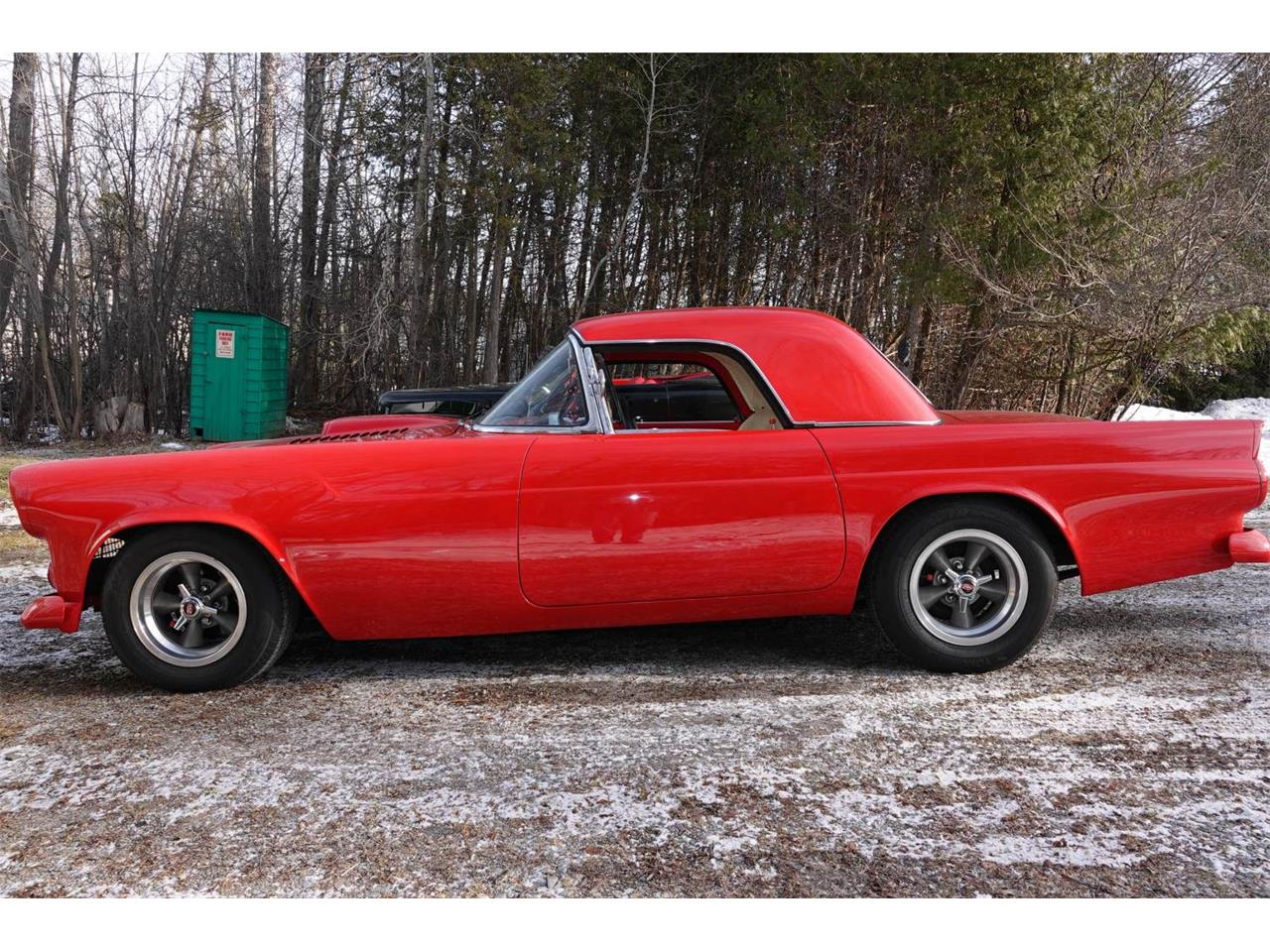 1955 Ford Thunderbird Sports Roadster (CC-1307012) for sale in Omemee, Ontario
