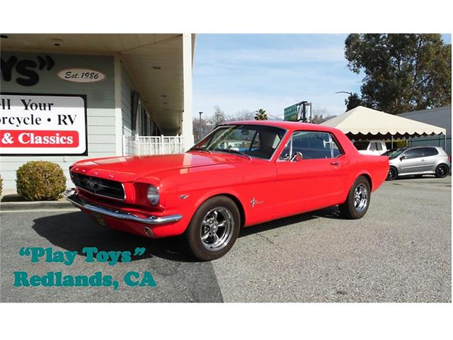 1964 Ford Mustang (CC-1307019) for sale in Redlands, California
