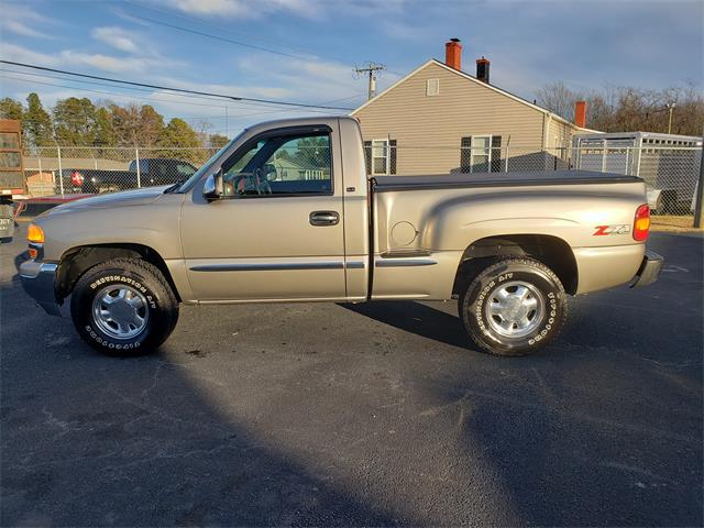 2002 GMC Sierra 1500 (CC-1307020) for sale in Stokesdale, North Carolina