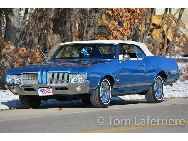 1971 Oldsmobile Cutlass Supreme (CC-1307021) for sale in Smithfield, Rhode Island