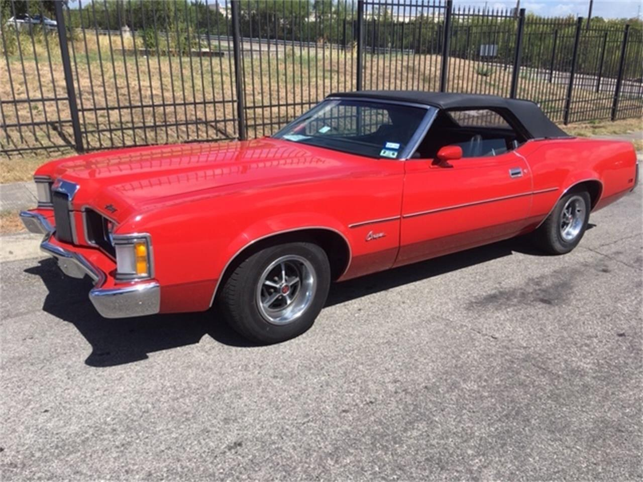 1973 Mercury Cougar XR7 (CC-1307031) for sale in San Antonio, Texas