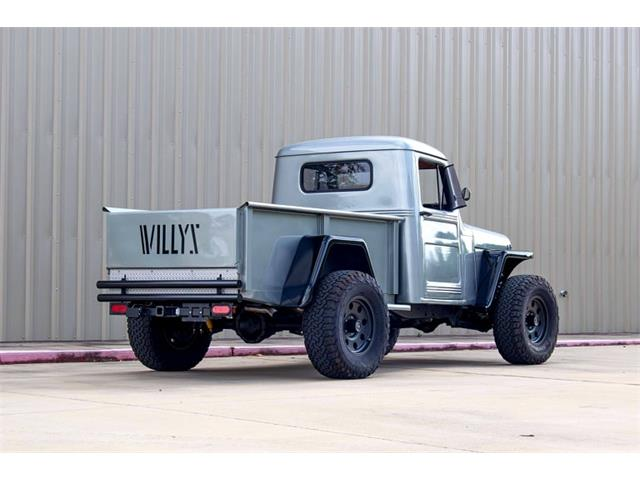 1950 Willys Pickup (CC-1307040) for sale in Tomball, Texas