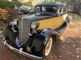 1934 Nash Ambassador 6 (CC-1307060) for sale in Edmonton, Alberta