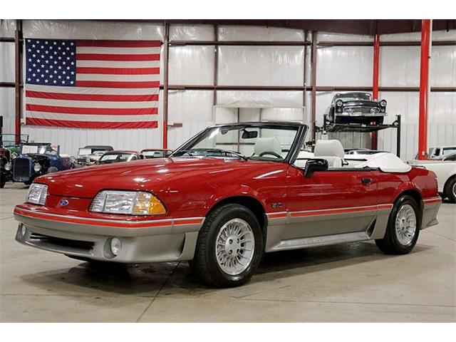 1988 Ford Mustang (CC-1307062) for sale in Kentwood, Michigan