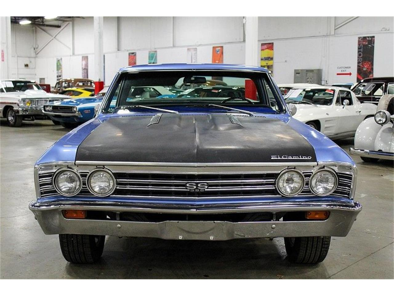 1967 Chevrolet El Camino (CC-1307065) for sale in Kentwood, Michigan