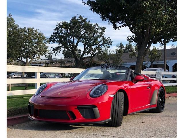 2019 Porsche 911 (CC-1300707) for sale in Los Angeles, California