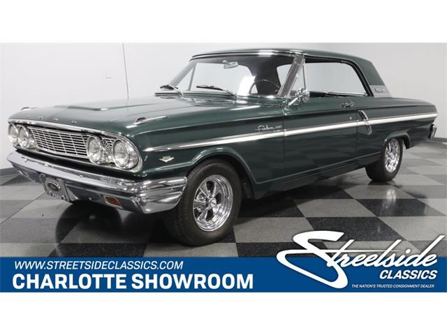 1964 Ford Fairlane (CC-1307075) for sale in Concord, North Carolina