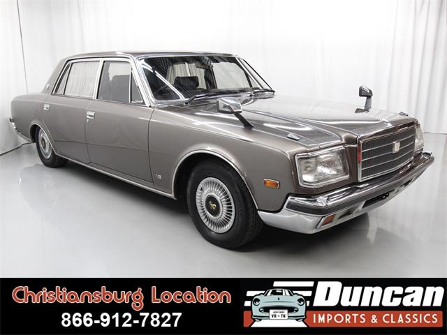 Toyota Century For Sale >> Classic Toyota Century For Sale On Classiccars Com