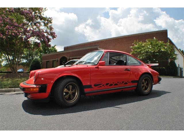 1975 Porsche 911 Carrera (CC-1300071) for sale in Charlotte, North Carolina