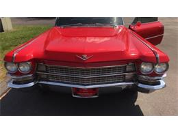 1963 Cadillac Series 62 (CC-1307109) for sale in Cadillac, Michigan