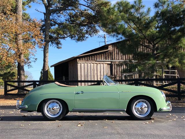 1957 Porsche 356 (CC-1300712) for sale in Alpharetta, Georgia