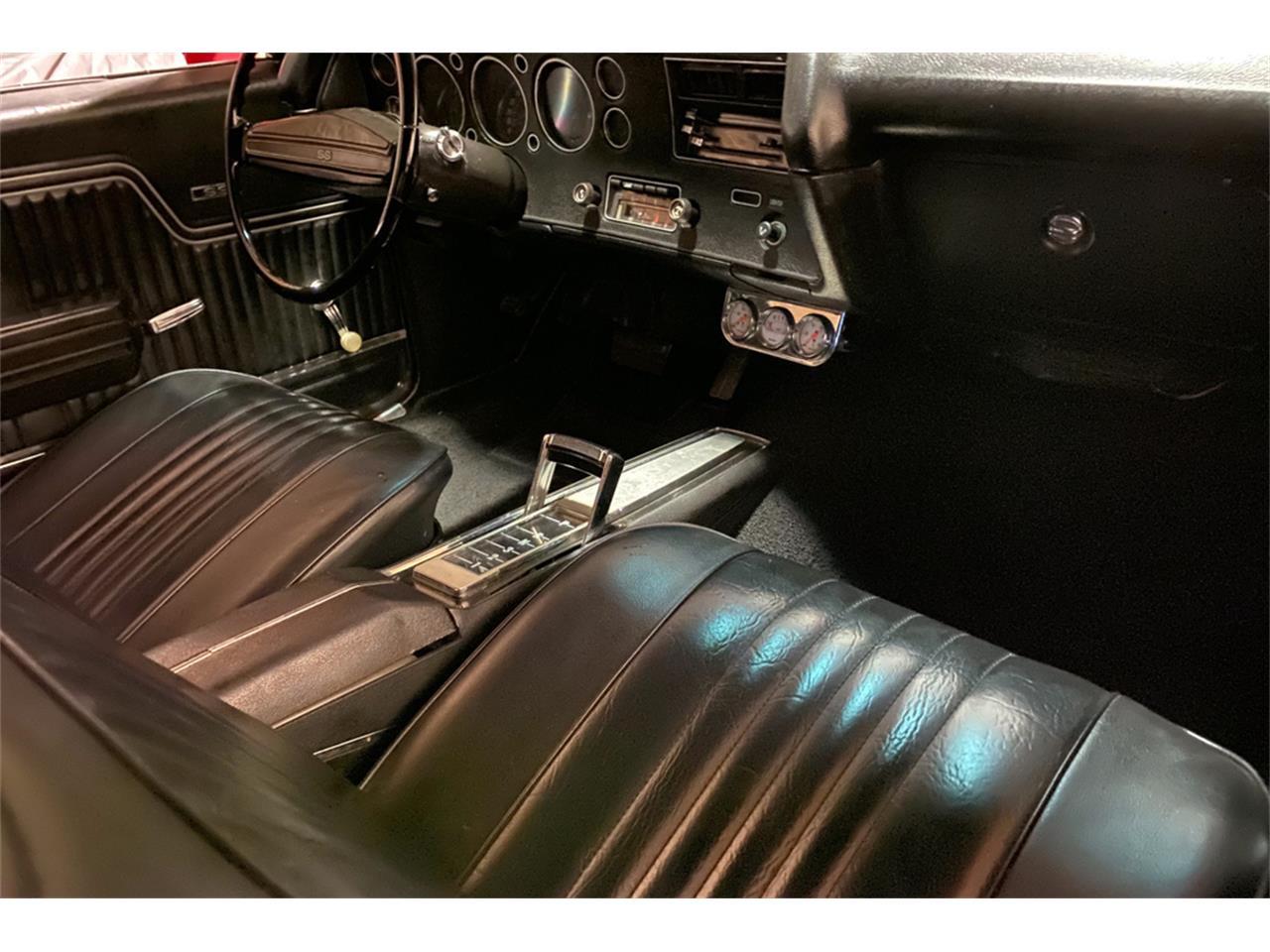1972 Chevrolet Chevelle SS (CC-1307143) for sale in Scottsdale, Arizona