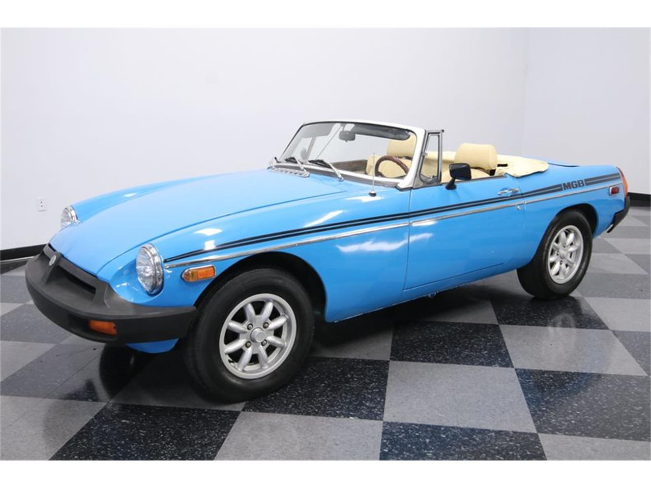 1980 MG MGB (CC-1307152) for sale in Lutz, Florida