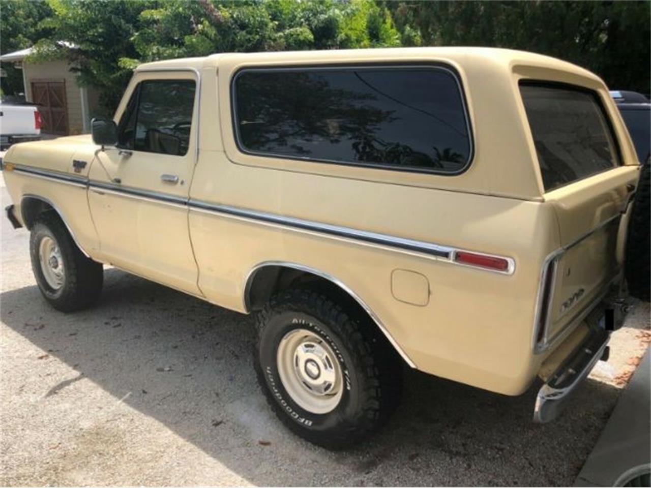 1979 Ford Bronco (CC-1307175) for sale in Cadillac, Michigan