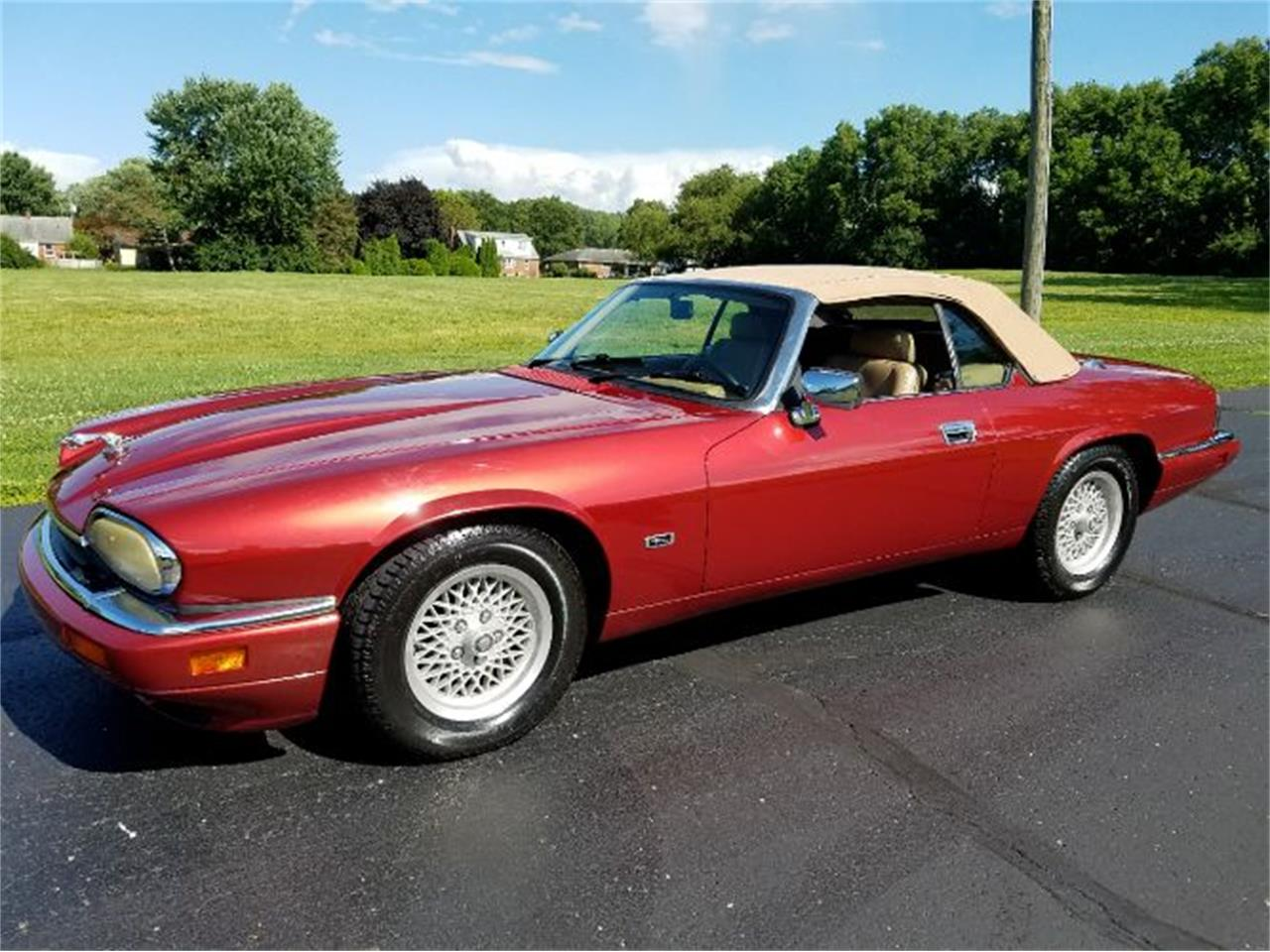 1994 Jaguar XJS (CC-1307176) for sale in Cadillac, Michigan