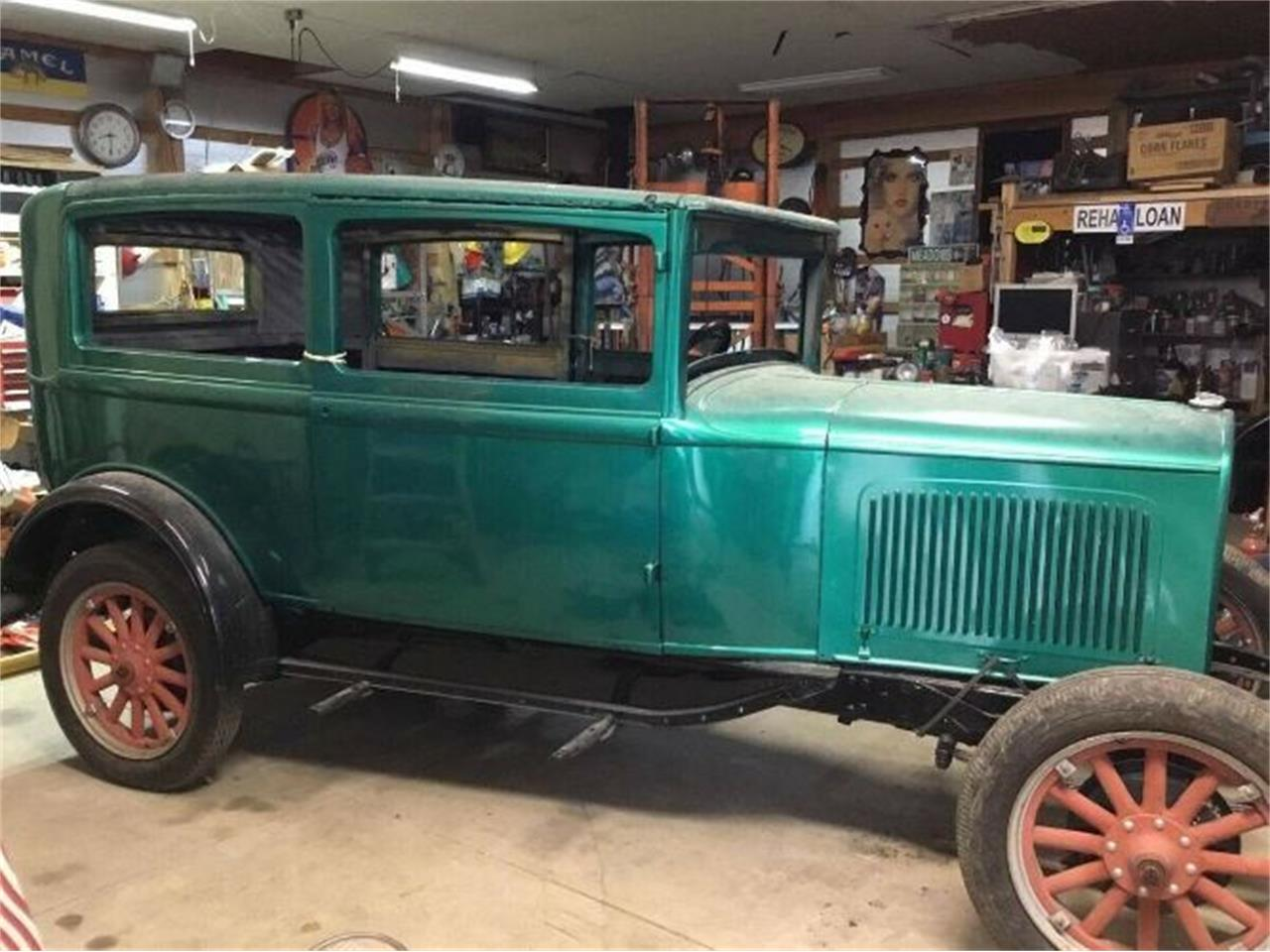 1928 Plymouth Model Q (CC-1307177) for sale in Cadillac, Michigan
