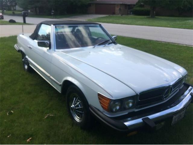 1978 Mercedes-Benz 450SL (CC-1307180) for sale in Cadillac, Michigan