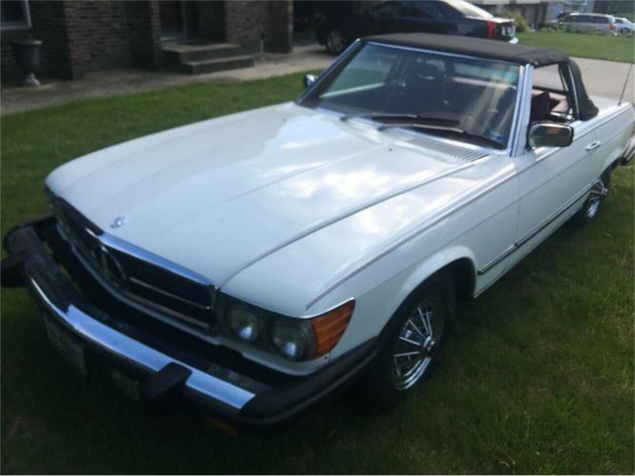 1978 Mercedes-Benz 450SL (CC-1307180) for sale in Cadillac, Michigan