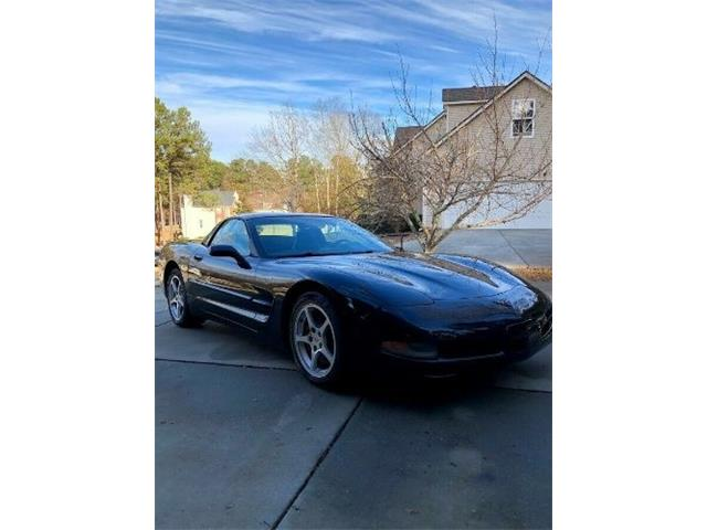 2000 Chevrolet Corvette (CC-1307181) for sale in Cadillac, Michigan