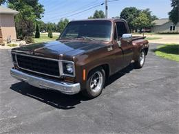 1977 Chevrolet C10 (CC-1307188) for sale in Cadillac, Michigan