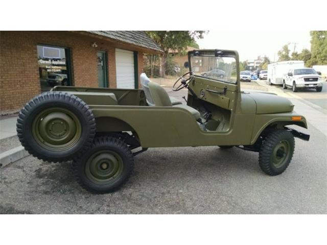 1967 Jeep Wrangler (CC-1307189) for sale in Cadillac, Michigan
