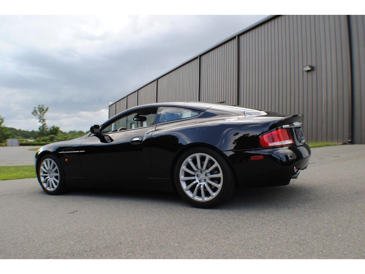 2003 Aston Martin V12 (CC-1300072) for sale in Charlotte, North Carolina