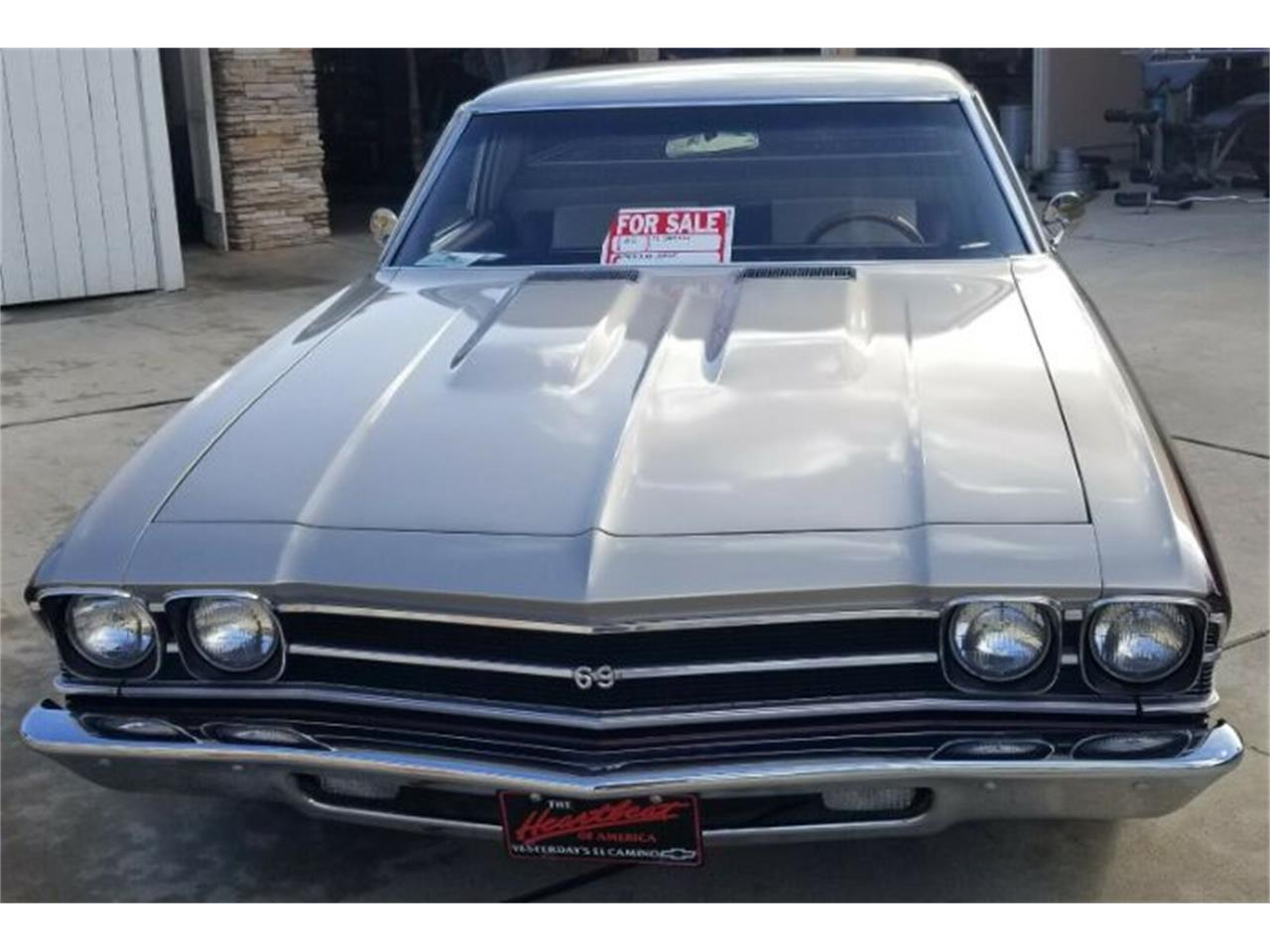1969 Chevrolet El Camino (CC-1307200) for sale in Cadillac, Michigan