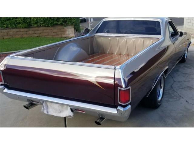 1969 Chevrolet El Camino (CC-1307200) for sale in Cadillac, Michigan