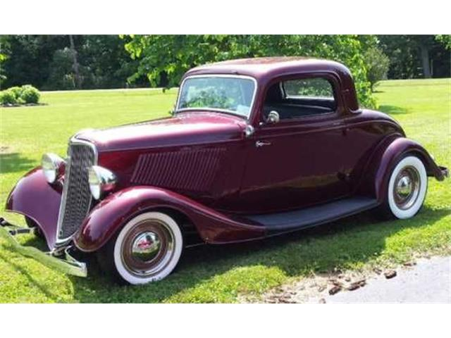 1933 Ford Coupe (CC-1307202) for sale in Cadillac, Michigan