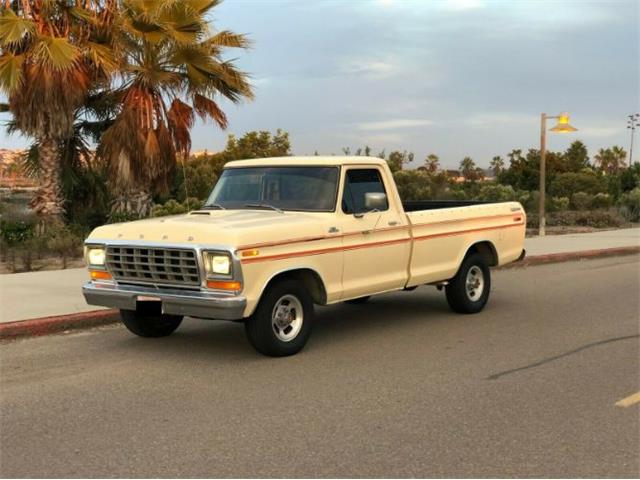 1979 Ford F150 (CC-1307209) for sale in Cadillac, Michigan