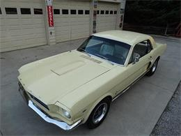 1966 Ford Mustang (CC-1307219) for sale in Cadillac, Michigan