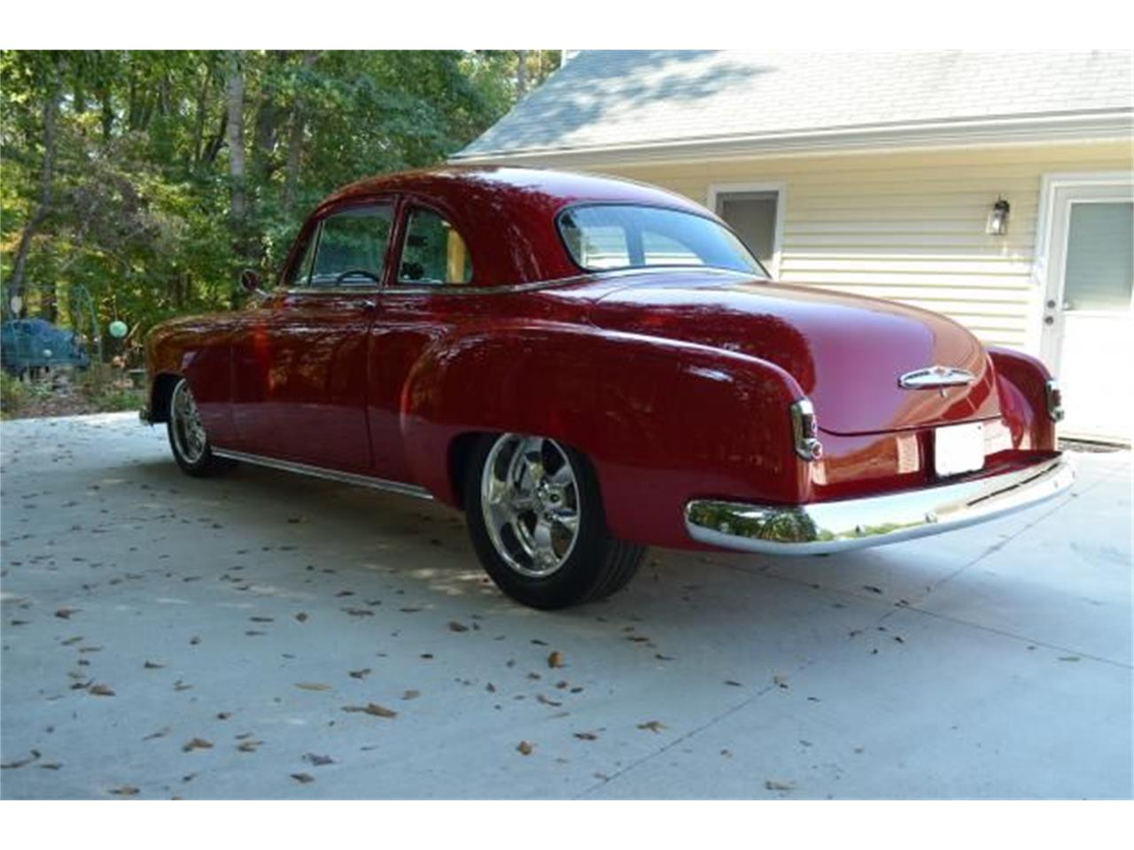 1951 Chevrolet Coupe (CC-1307234) for sale in Cadillac, Michigan